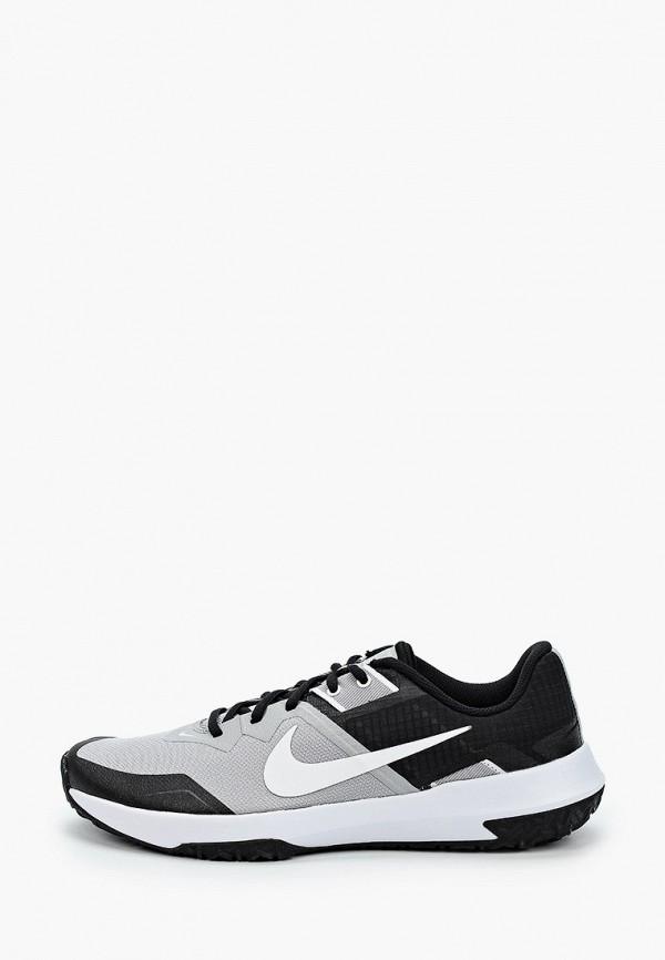 мужские низкие кроссовки nike, серые