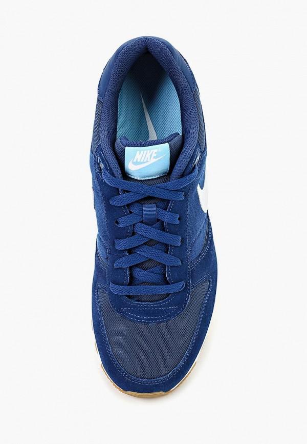 Фото 4 - мужские кроссовки Nike синего цвета