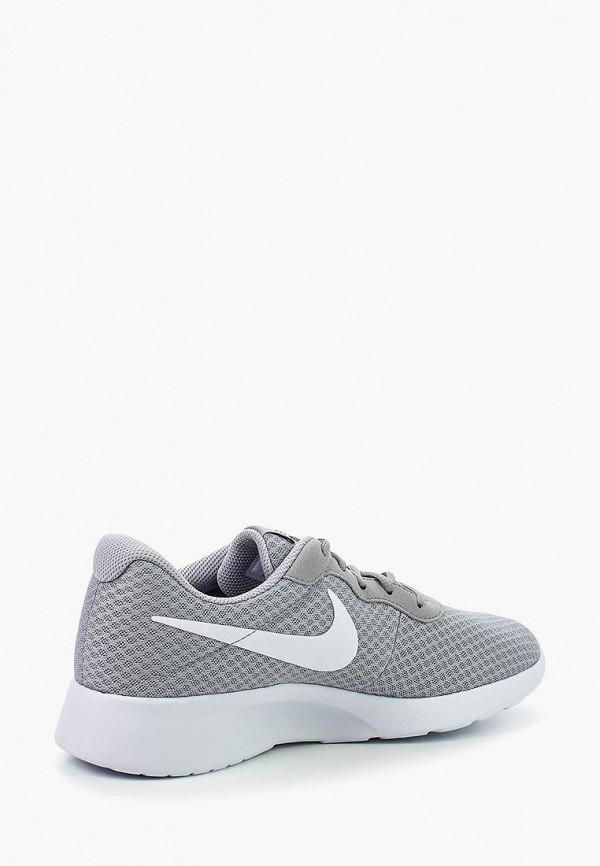 Фото 2 - мужские кроссовки Nike серого цвета