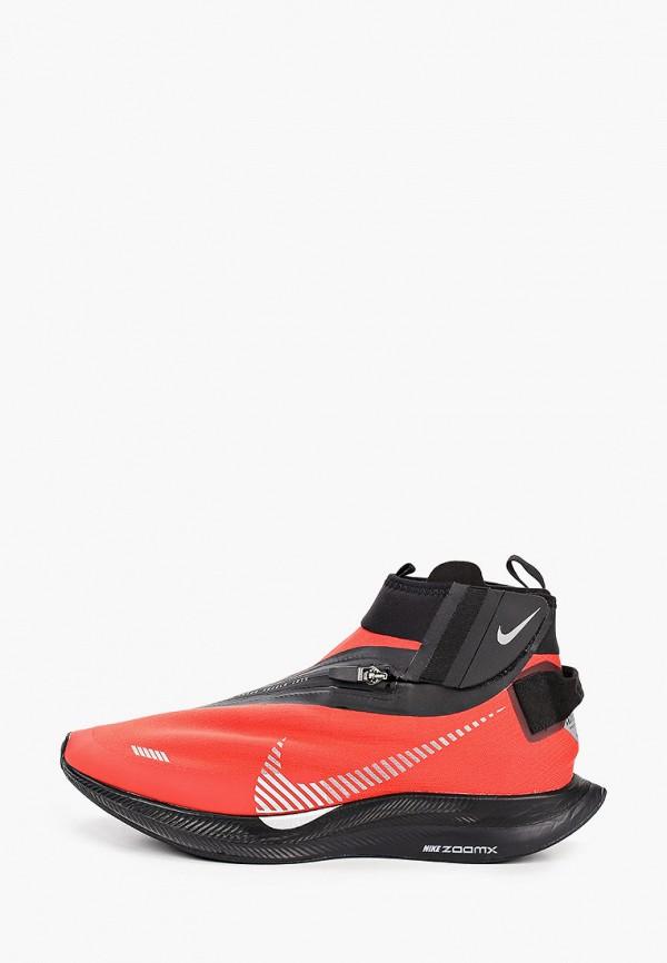 мужские кроссовки nike, красные