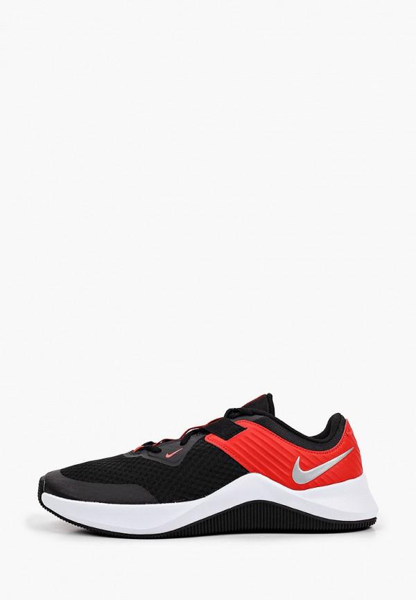 мужские низкие кроссовки nike, черные