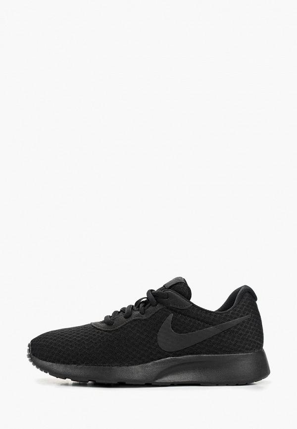 Фото 6 - мужские кроссовки Nike черного цвета