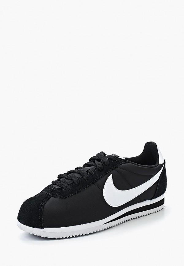мужские кроссовки nike, черные