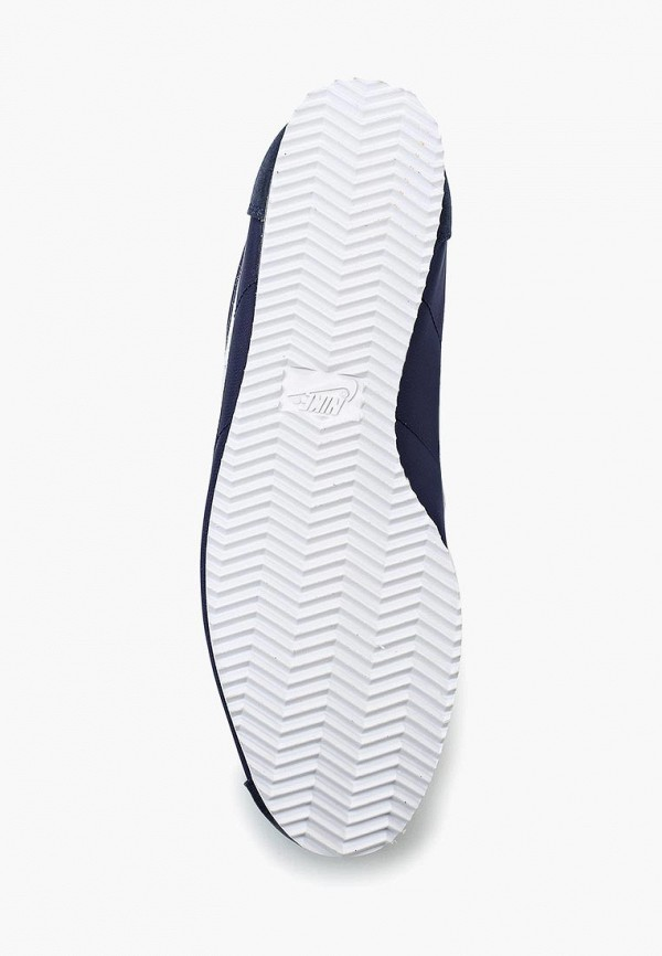 Фото 3 - мужские кроссовки Nike синего цвета