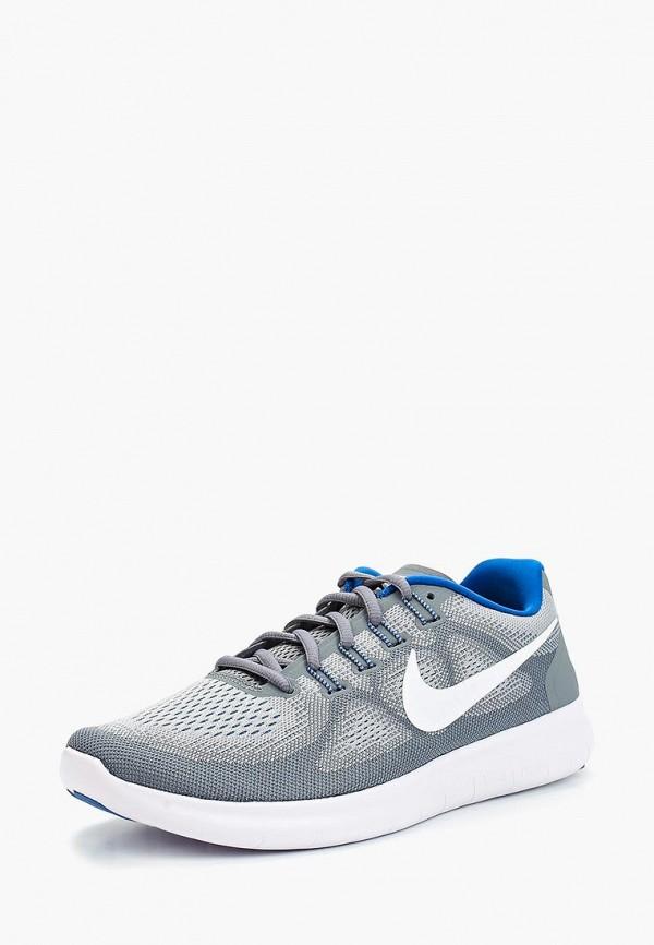 Купить Кроссовки Nike, NIKE FREE RN 2017 S, NI464AMUGJ92, серый, Осень-зима 2017/2018