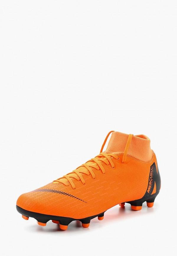 Бутсы Nike Nike NI464AUAAPJ1 nike бутсы мужские nike vapor 12 club cr7 mg