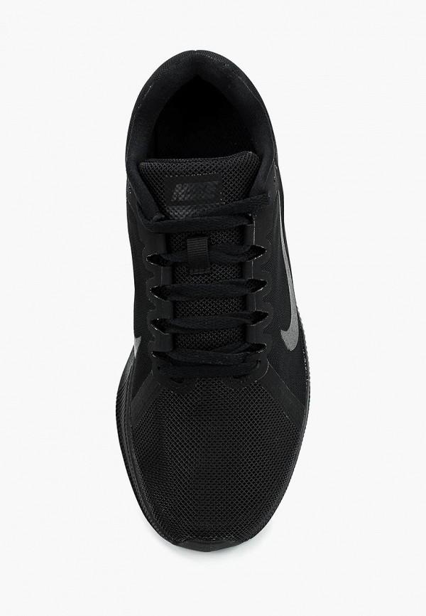 Фото 4 - женские кроссовки Nike черного цвета