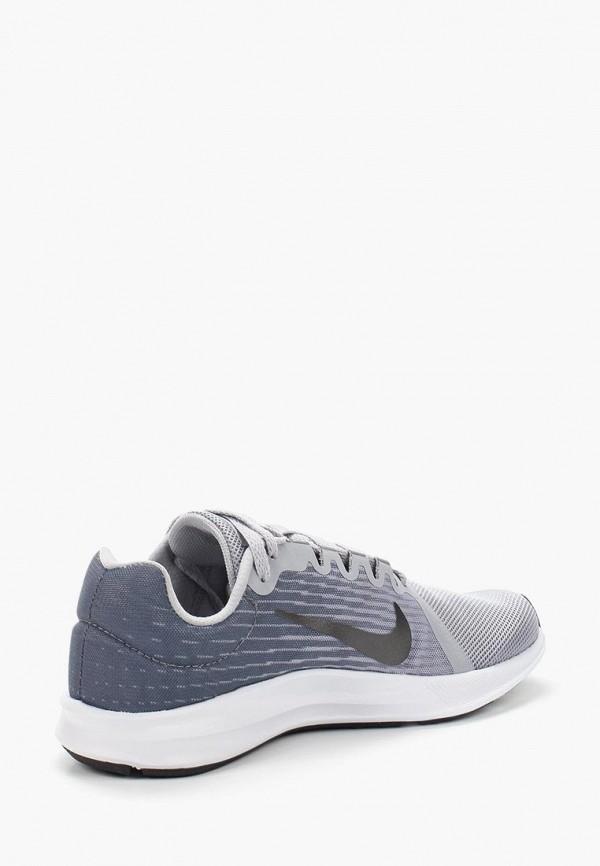 Фото 2 - женские кроссовки Nike серого цвета