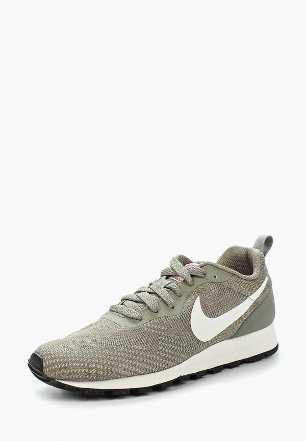 Купить Кроссовки Nike, Nike Mid Runner 2 ENG Mesh Women's Shoe, ni464awaarb4, хаки, Весна-лето 2018