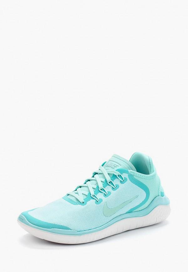 Купить Кроссовки Nike, WMNS NIKE FREE RN 2018 SUN, ni464awbbmj2, голубой, Весна-лето 2018