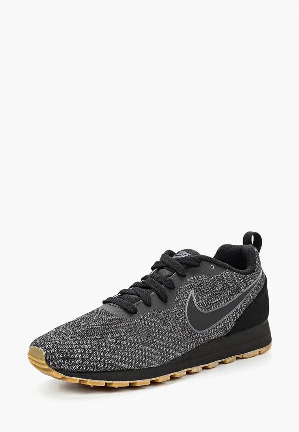 Купить Кроссовки Nike, WMNS NIKE MD RUNNER 2 ENG MESH, NI464AWBWRZ5, черный, Осень-зима 2018/2019