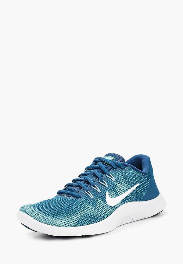 Купить Кроссовки Nike, Flex RN 2018, ni464awbwsd9, синий, Осень-зима 2018/2019
