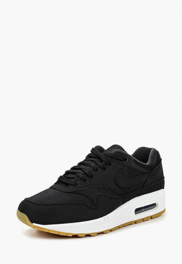 Купить Кроссовки Nike, WMNS AIR MAX 1, NI464AWCEXI0, черный, Осень-зима 2018/2019