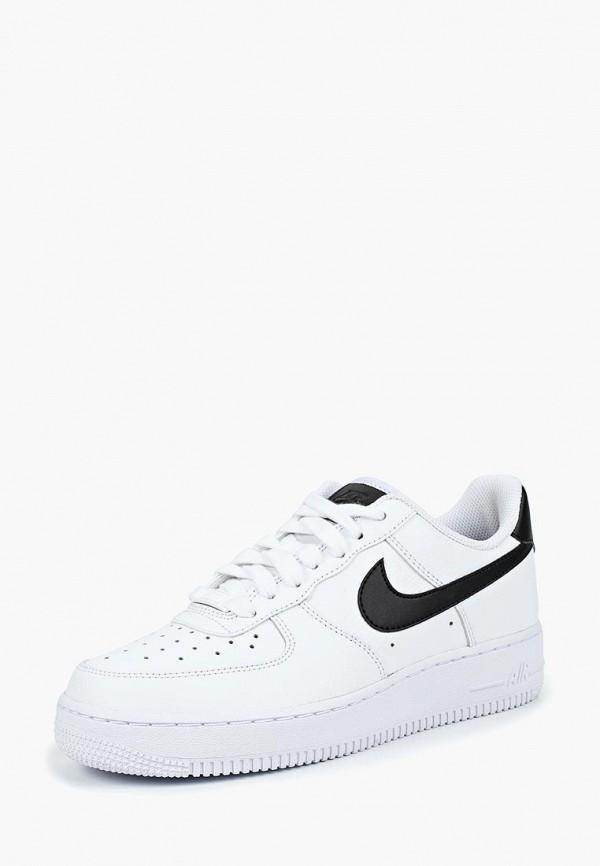 Купить Кеды Nike, WMNS AIR FORCE 1 '07, ni464awcmic6, белый, Осень-зима 2018/2019