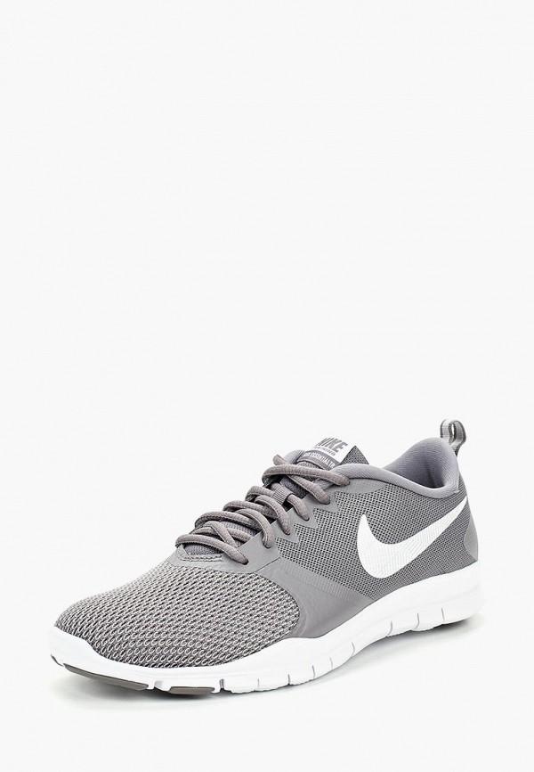 Купить Кроссовки Nike, WMNS NIKE FLEX ESSENTIAL TR, ni464awcmig8, серый, Весна-лето 2019