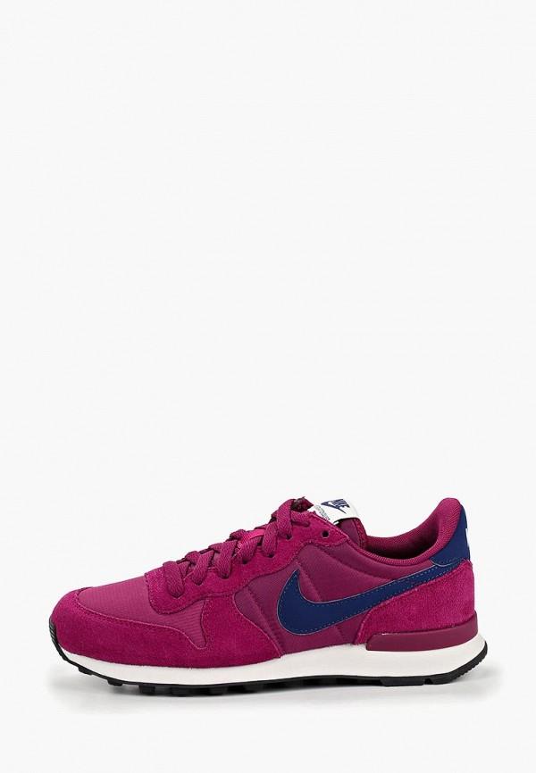 Купить Кроссовки Nike, WMNS INTERNATIONALIST, ni464awdncd1, фиолетовый, Весна-лето 2019