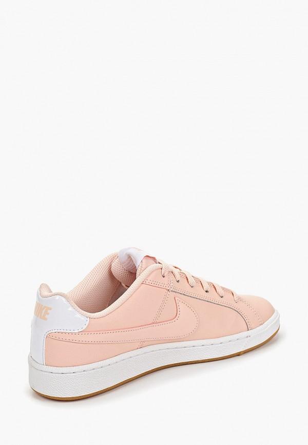 Фото 3 - женские кеды Nike розового цвета