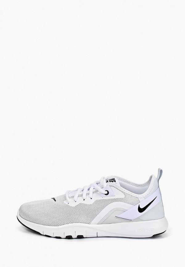 Купить Кроссовки Nike, WMNS NIKE FLEX TRAINER 9, ni464awetnt9, серый, Весна-лето 2019