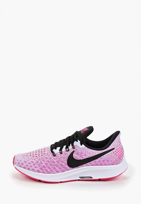 Купить Кроссовки Nike, WMNS NIKE AIR ZOOM PEGASUS 35, ni464awetnw3, розовый, Весна-лето 2019