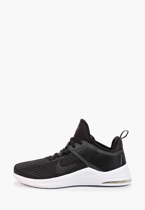 женские кроссовки nike, черные