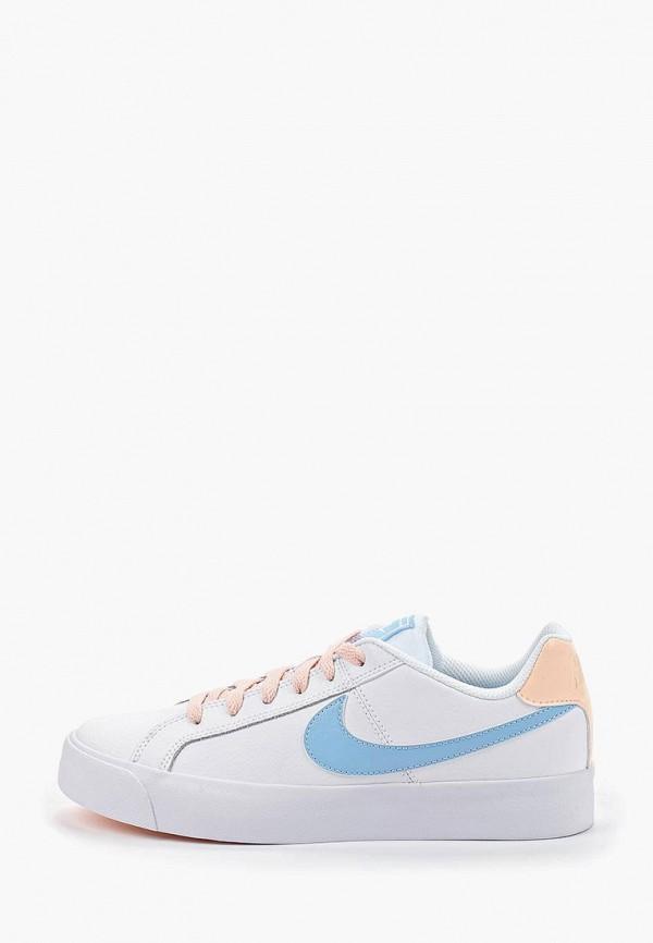 Фото - Кеды Nike Nike NI464AWFMYE9 кеды мужские vans ua sk8 mid цвет белый va3wm3vp3 размер 9 5 43
