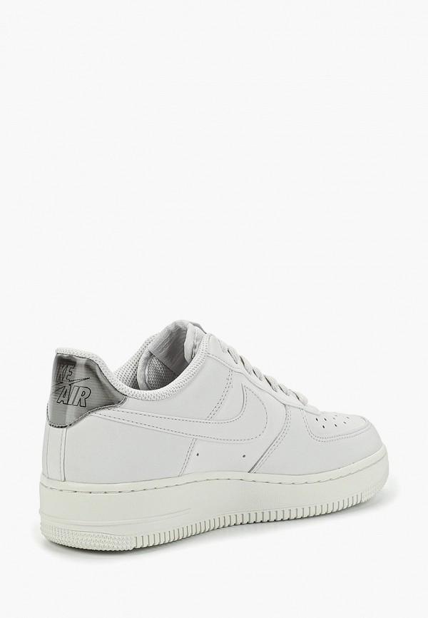 Фото 3 - женские кеды Nike белого цвета