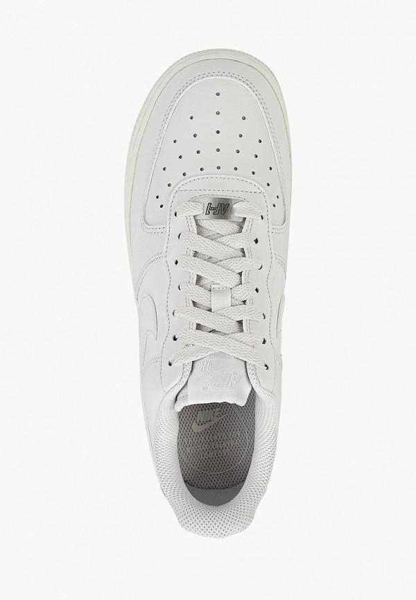 Фото 4 - женские кеды Nike белого цвета