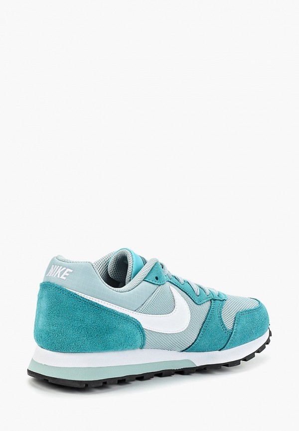 Фото 3 - женские кроссовки Nike бирюзового цвета