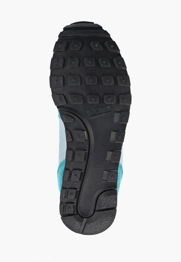 Фото 5 - женские кроссовки Nike бирюзового цвета
