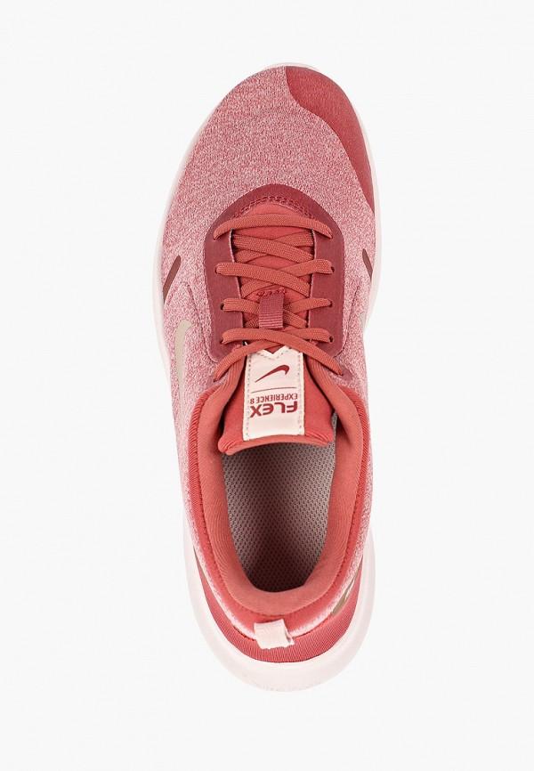 Фото 4 - женские кроссовки Nike розового цвета