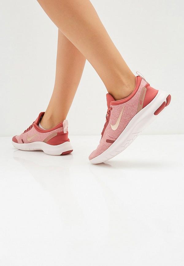 Фото 6 - женские кроссовки Nike розового цвета