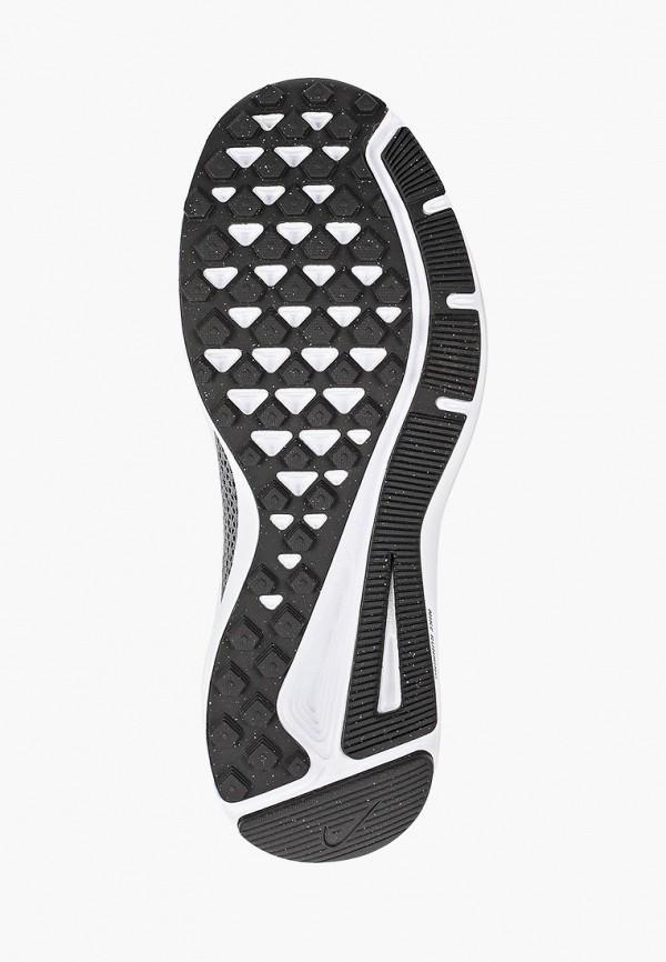 Фото 5 - женские кроссовки Nike серого цвета