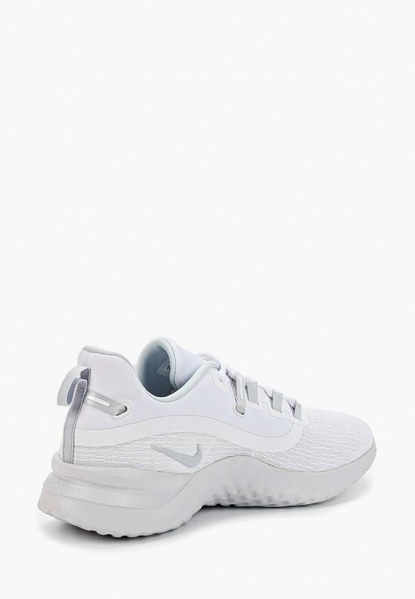 Фото 3 - женские кроссовки Nike белого цвета