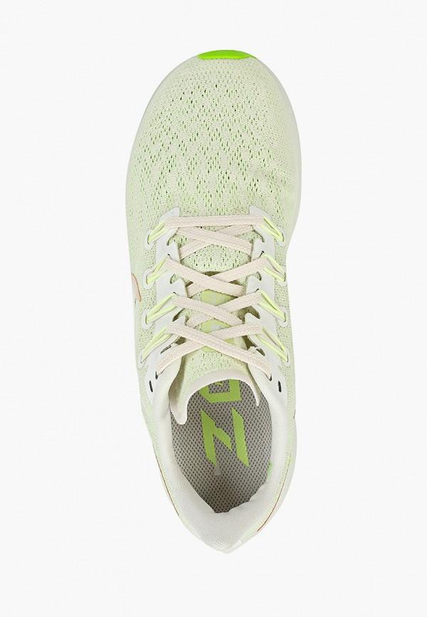 Фото 4 - женские кроссовки Nike зеленого цвета