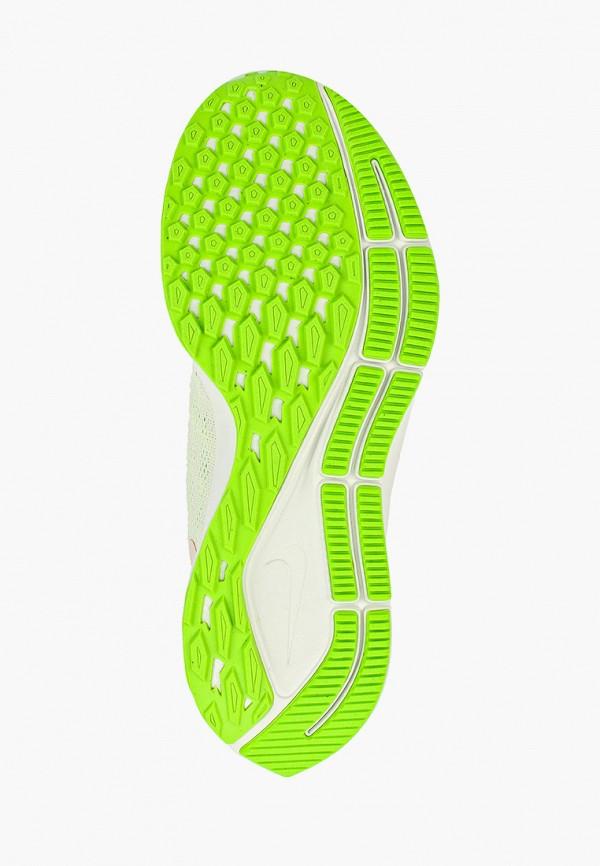Фото 5 - женские кроссовки Nike зеленого цвета