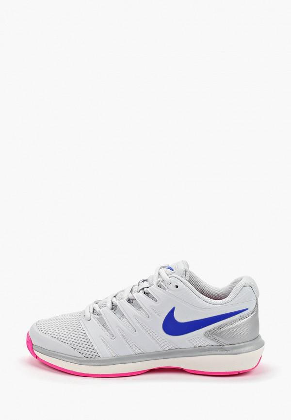Купить женские кроссовки Nike серого цвета