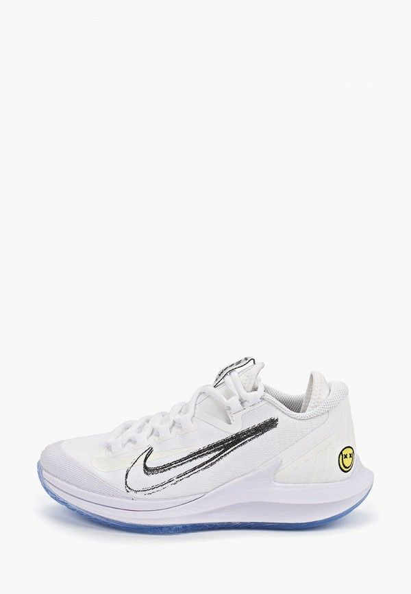 Фото - женские кроссовки Nike белого цвета