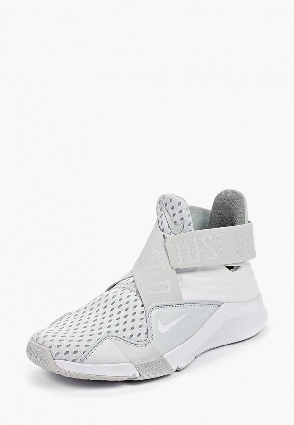 Фото 2 - женские кроссовки Nike белого цвета
