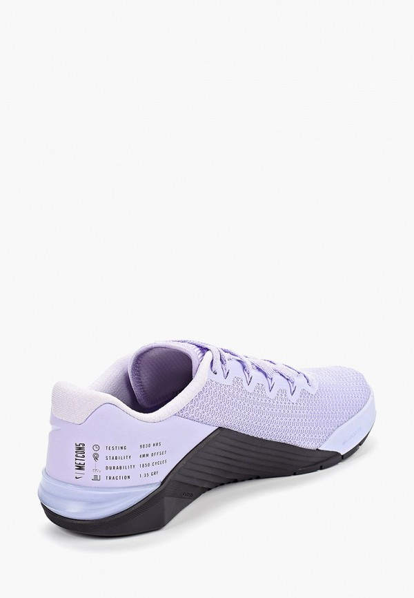 Фото 3 - женские кроссовки Nike фиолетового цвета