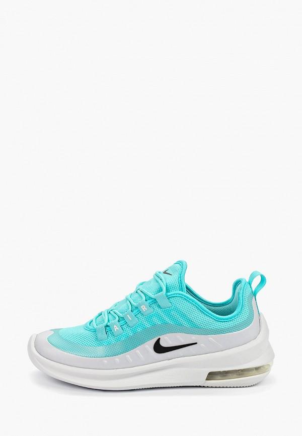 Фото - женские кроссовки Nike бирюзового цвета