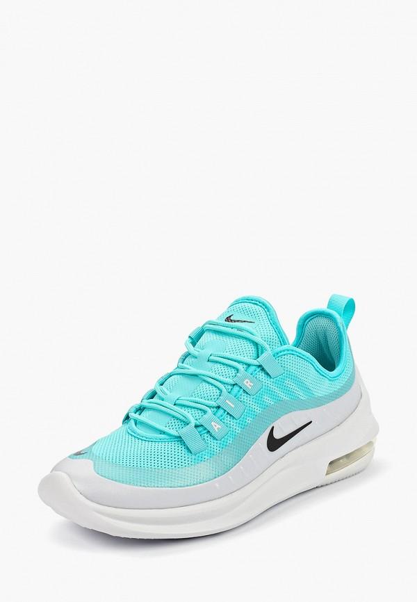 Фото 2 - женские кроссовки Nike бирюзового цвета