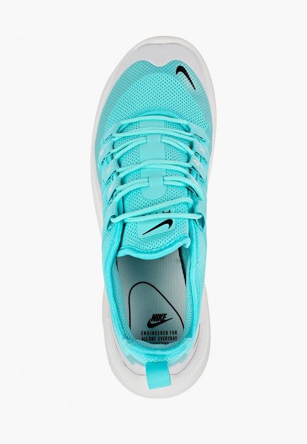 Фото 4 - женские кроссовки Nike бирюзового цвета