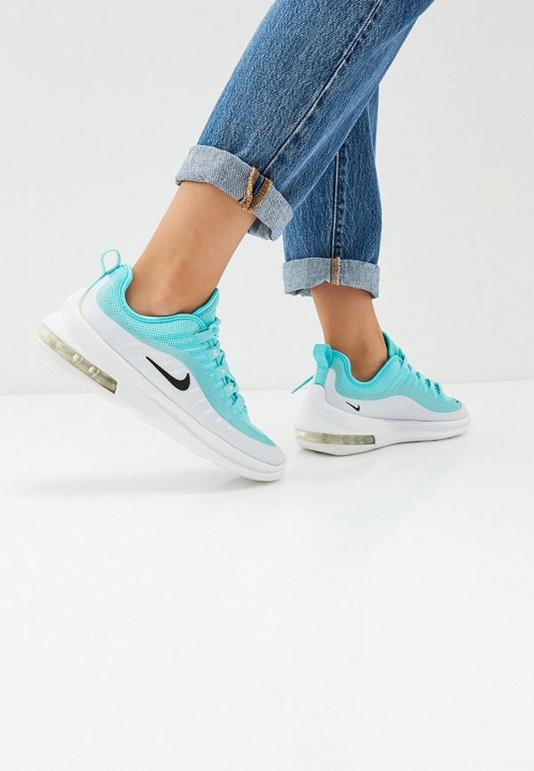 Фото 6 - женские кроссовки Nike бирюзового цвета