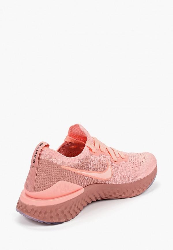 Фото 3 - женские кроссовки Nike розового цвета