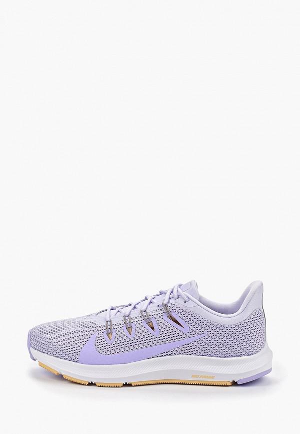 Купить женские кроссовки Nike фиолетового цвета