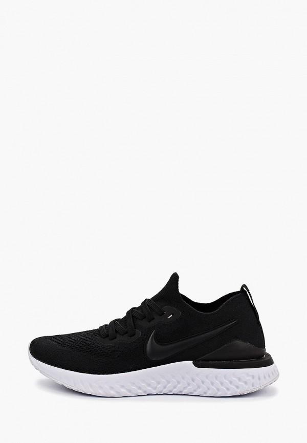 Купить женские кроссовки Nike черного цвета