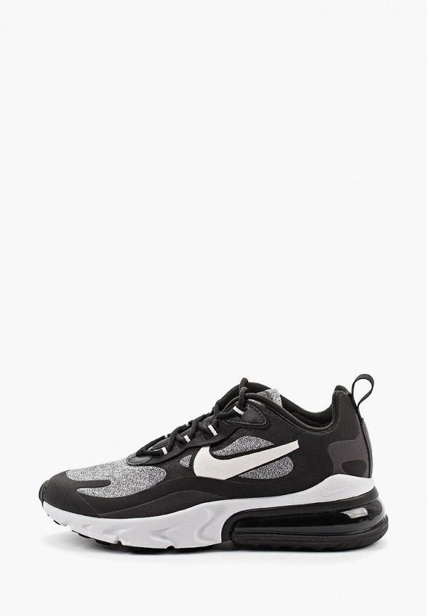 Фото 7 - женские кроссовки Nike черного цвета