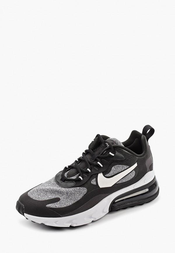 Фото 2 - женские кроссовки Nike черного цвета
