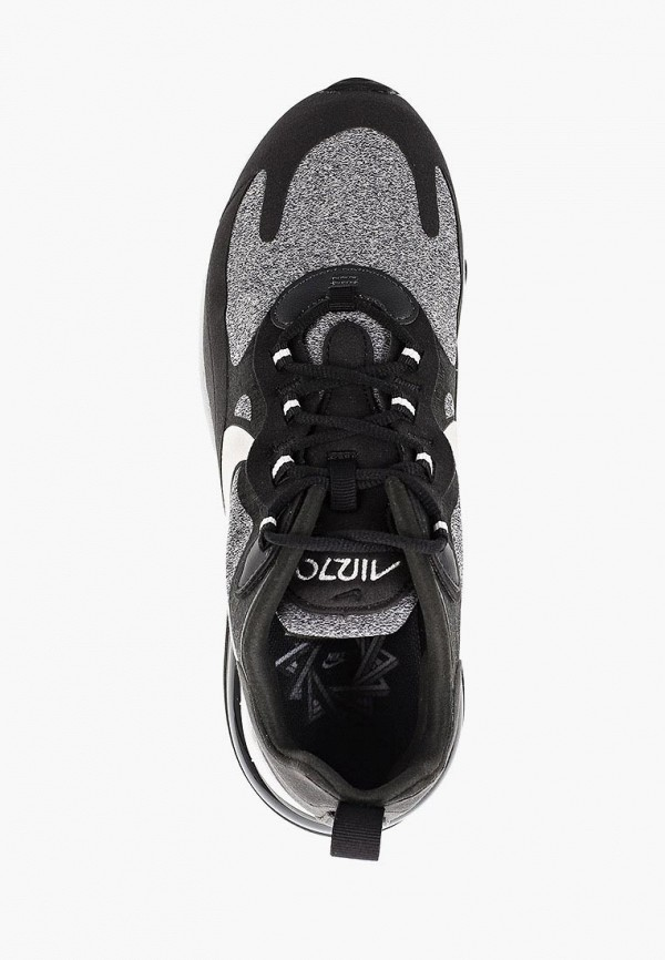 Фото 9 - женские кроссовки Nike черного цвета
