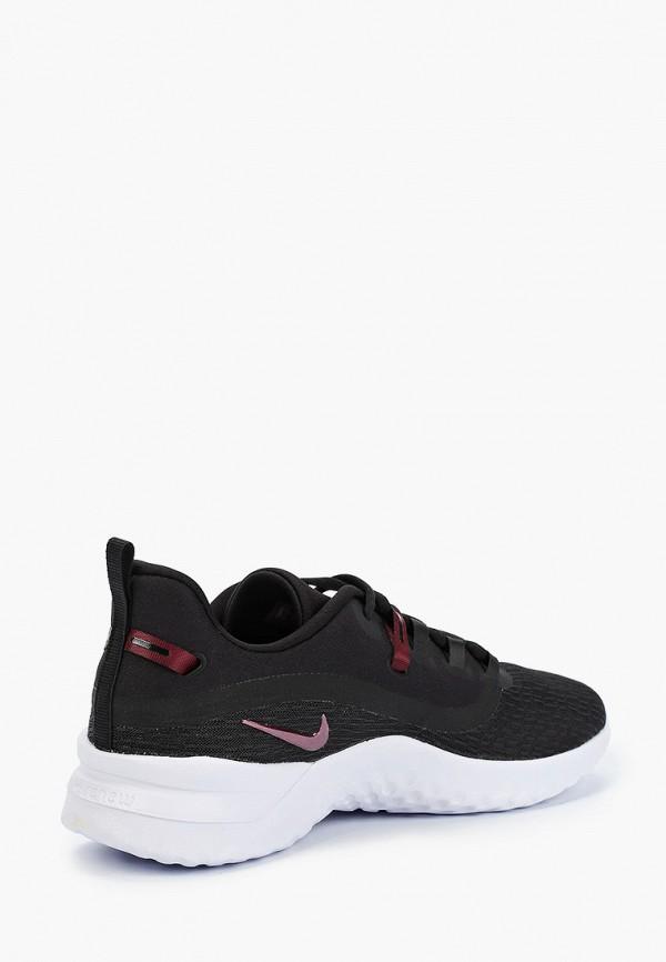 Фото 3 - женские кроссовки Nike черного цвета